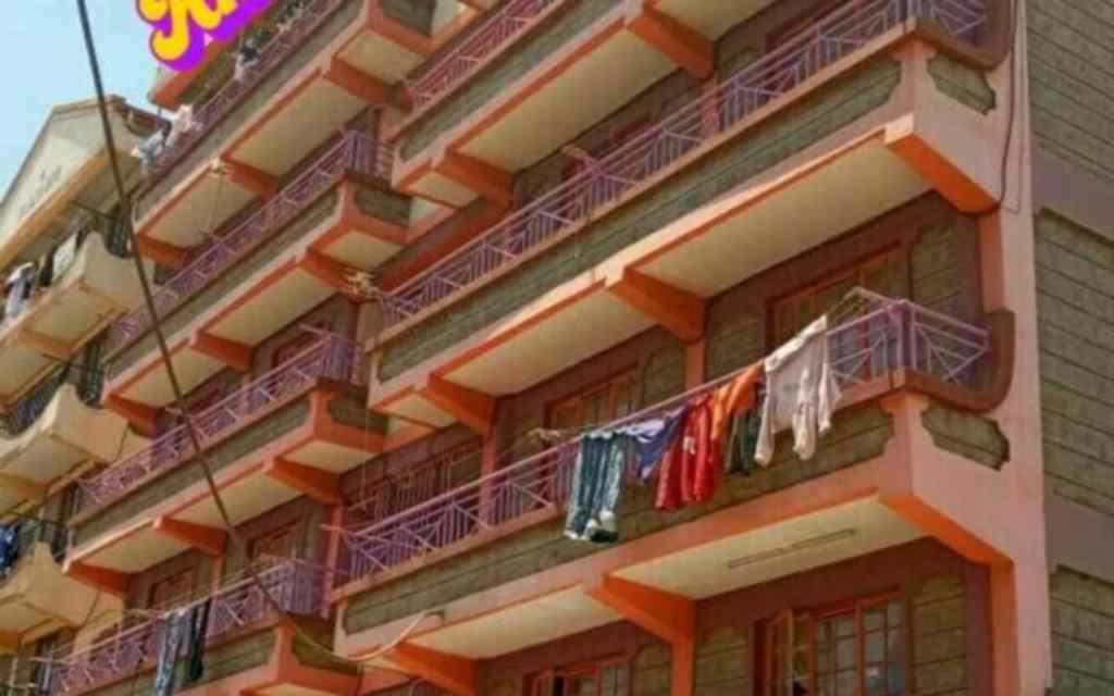 block of flats for sale kahawa wendani
