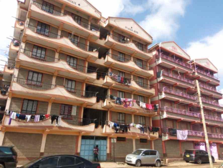 big block of flats for sale in Kahawa Wendani