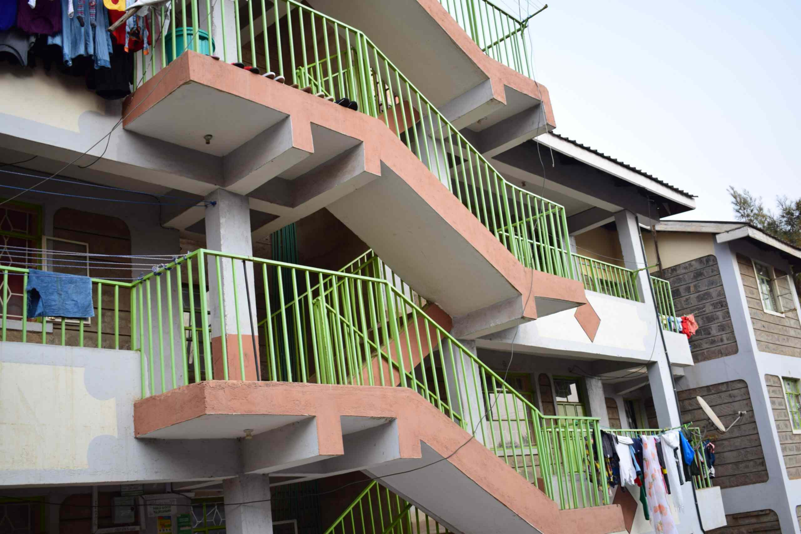 1 and 2 bedroom flat for rent in kahawa wendani