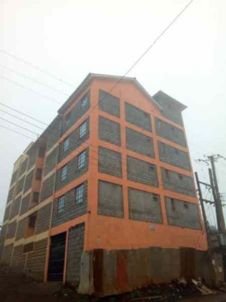 1 bedroom flat for rent in Kinoo