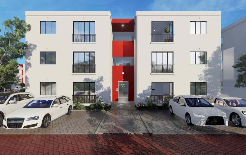 2 bedroom apartment along Kiambu road for sale
