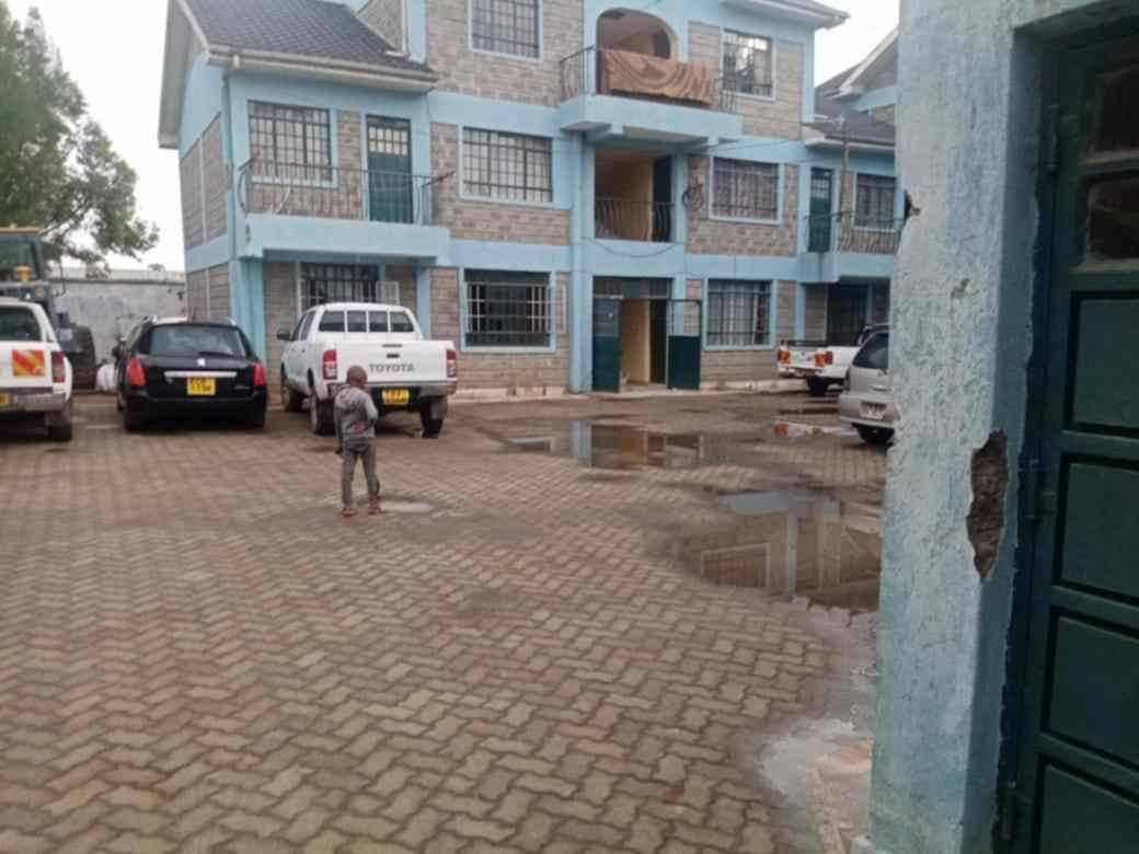 2 bedroom in Syokimau for rent