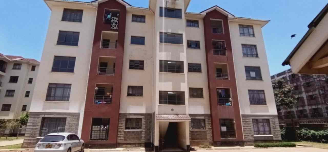 3 bedroom apartment for sale in Kahawa wendani