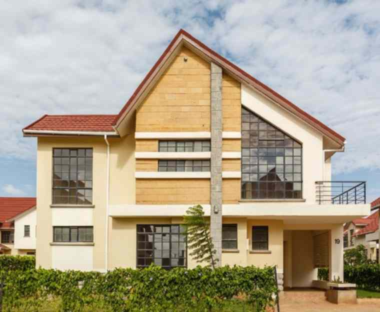 Kitengela The Riverine Townhouses and apartments for sale