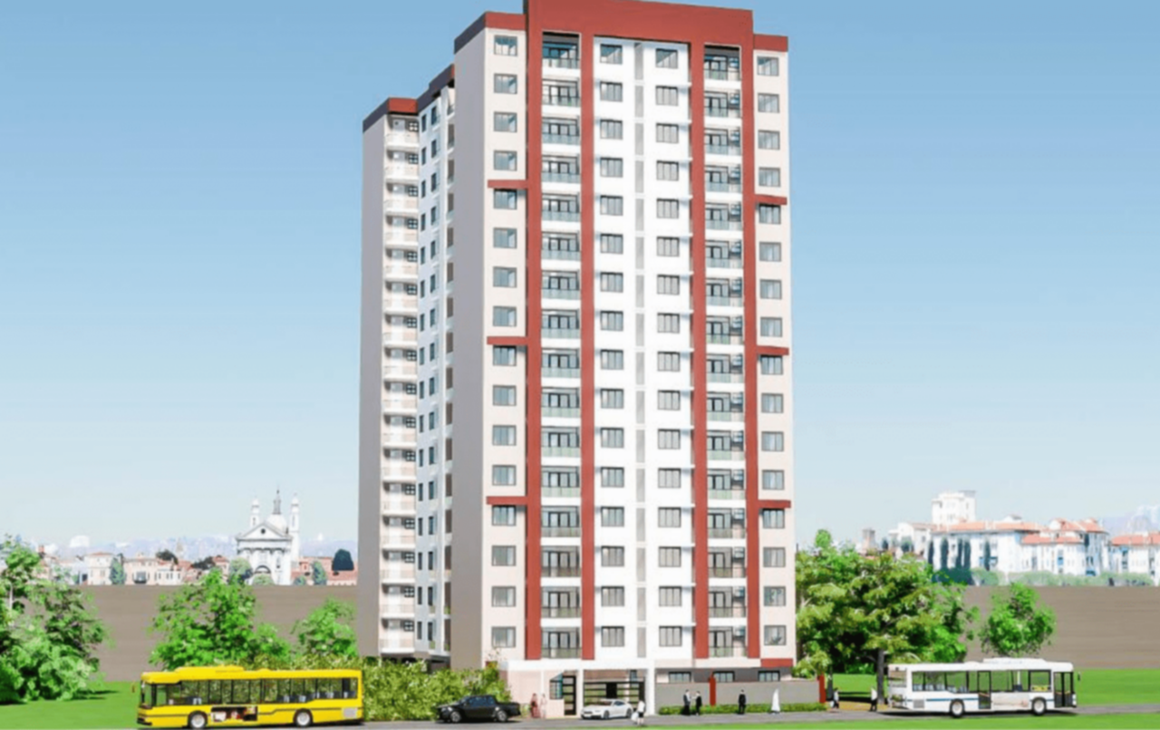 Smart Homes studios 1 and 2 bedroom apartment in Kilimani