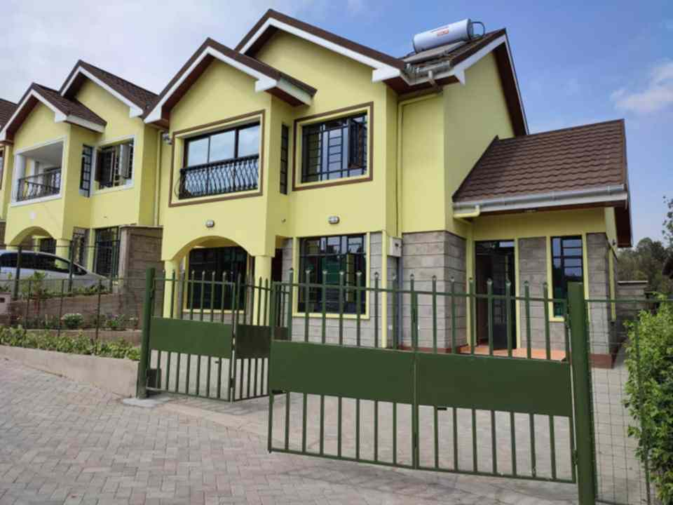 Three bedroom for sale in Ngong