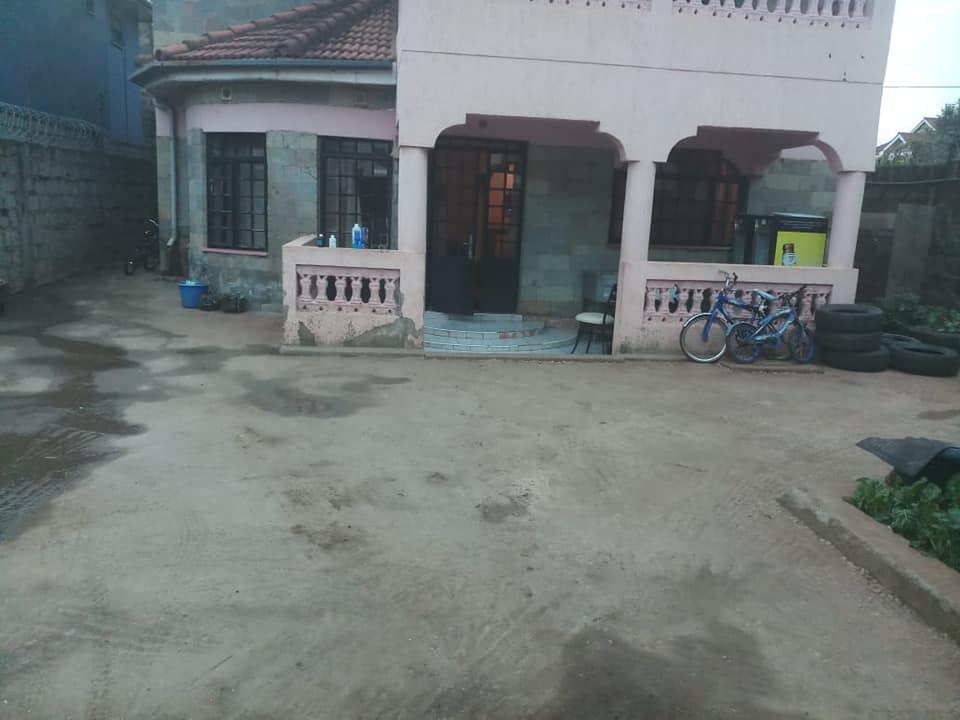 Ruiru Membley 4 bedroom gated community house for sale