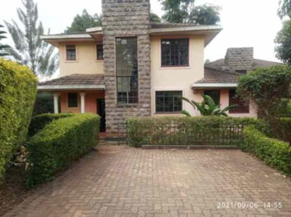 3 bedroom villas for rent in Kiambu in a gated community