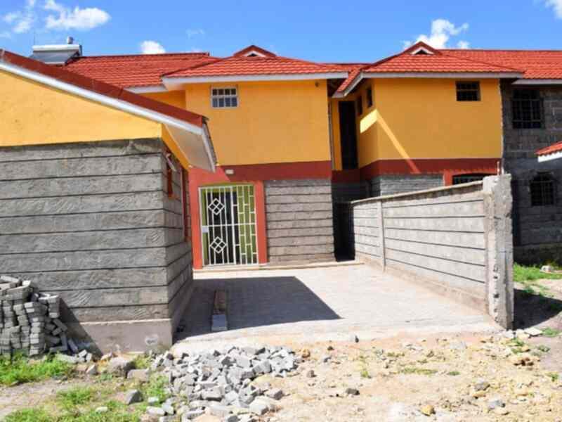 Kitengela gardens 3 bedroom gated community for sale