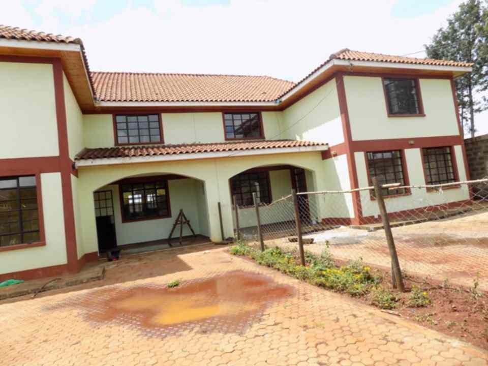 thika 4 bedroom gated community house for rent