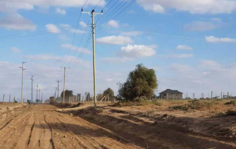 Kitengela ACASIA PRIME PLOTS FOR SALE