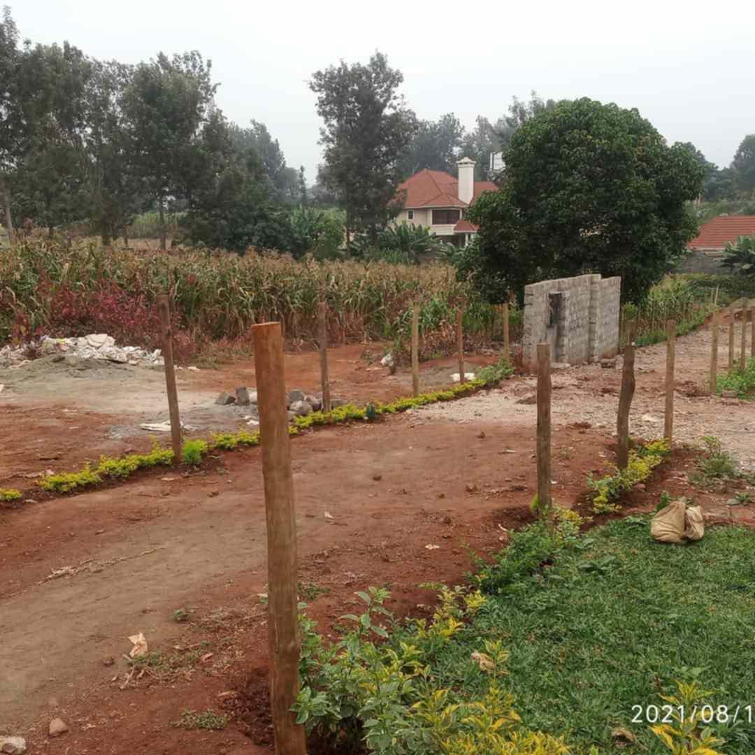 Land for long term lease along Kiambu road