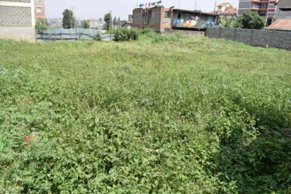 Land for sale in Kahawa wendani