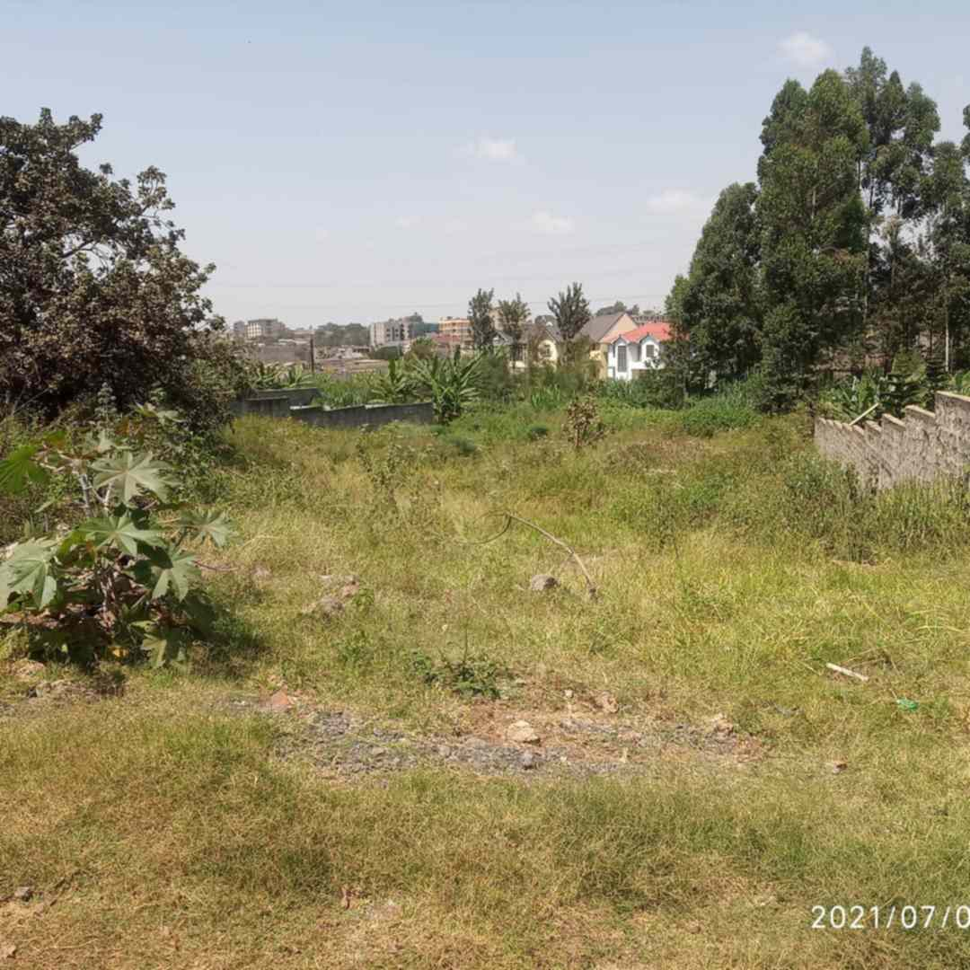 Land for sale in Membley Ruiru