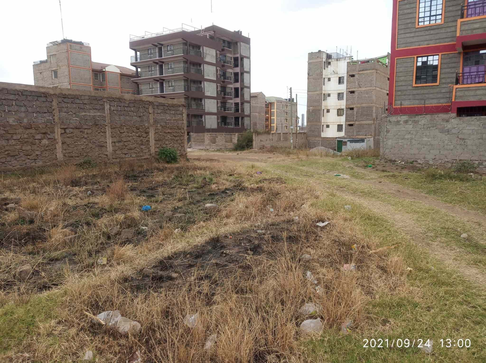 Land for sale in Thika Thika road