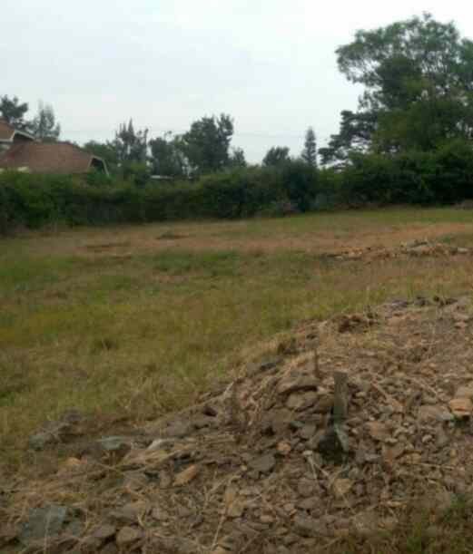 Land in Membley estate bypass for sale