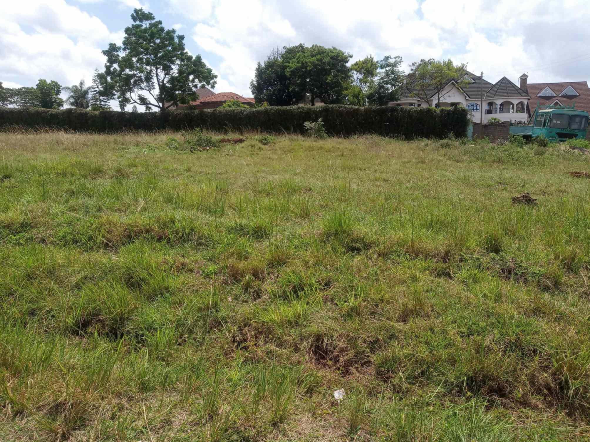 Land in Membley estate quatre and half acre for sale