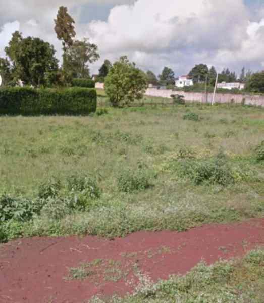 Land in Runda for sale