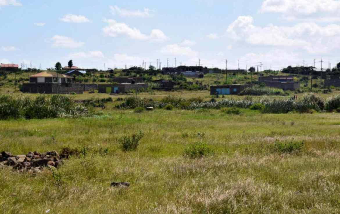 Thika Witeithie land for sale