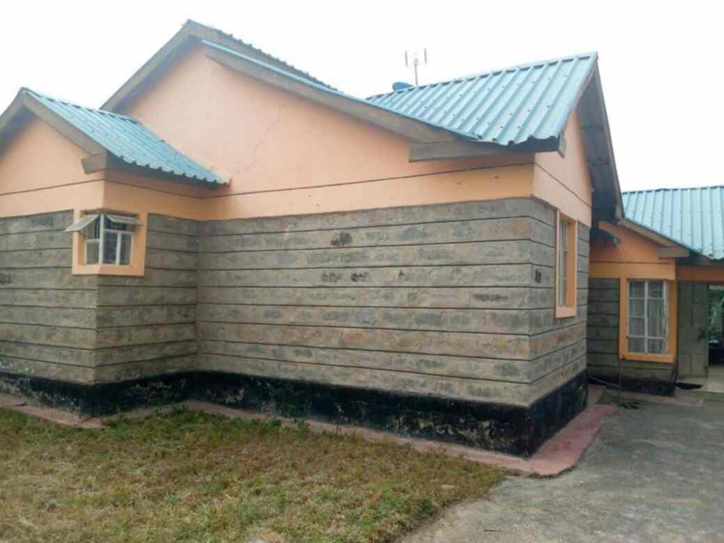 3 bedroom in Kitengela own compound for sale