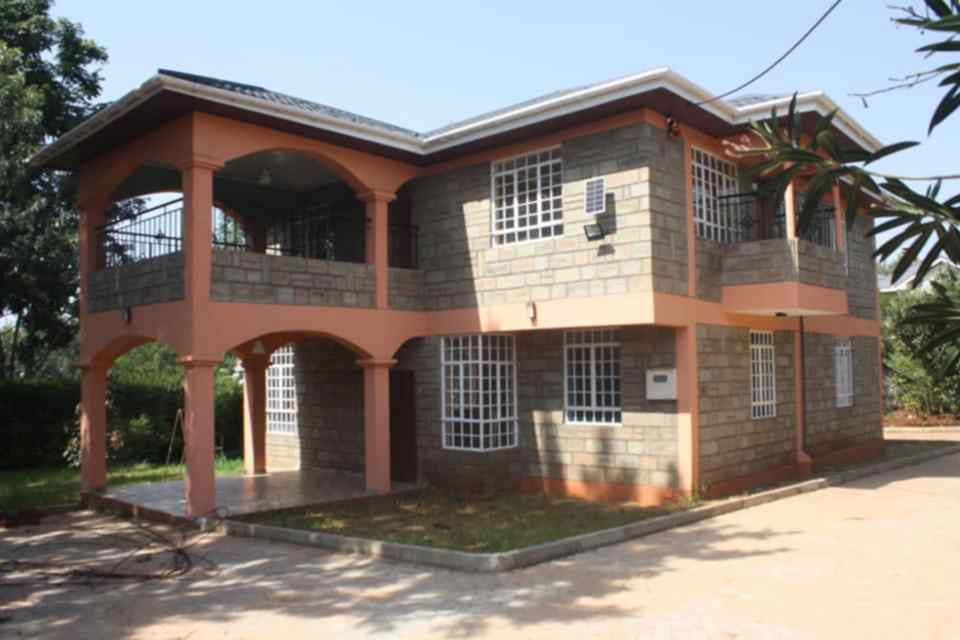 4 bedroom mansion along Kiambu road for rent