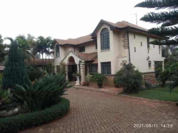 5 bedroom mansion for sale in Runda