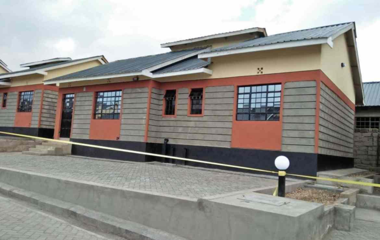 Ridges estate 3 bedroom bungalows for sale