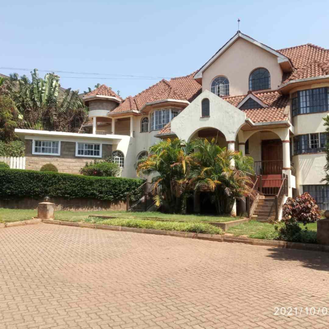 Runda 4 bedroom mansion for rent
