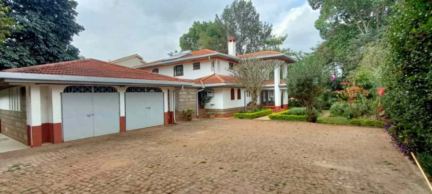 Runda 5 bedroom standalone house for rent