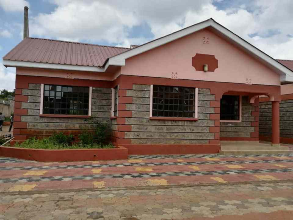 Thika 3 bedroom house in a gated community for rent