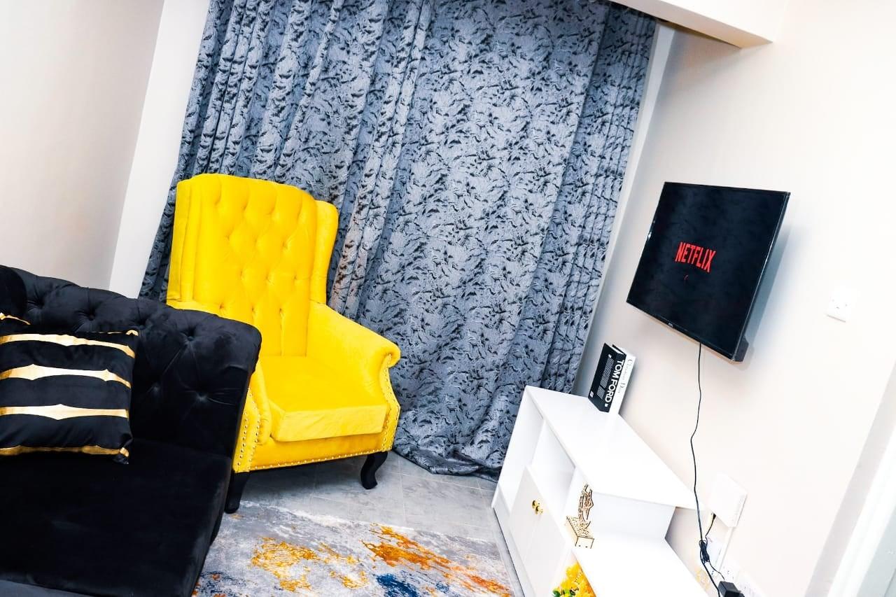 Tsavo furnished studio apartments for rent near TRM Roysambu Thika road