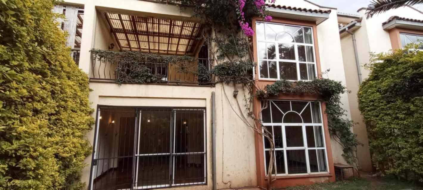 5 bedroom townhouse for rent in Westlands
